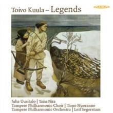 KUULA T.  - CD FINNISH LEGENDS