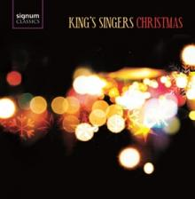 KING'S SINGERS  - CD CHRISTMAS (WEIHNA..