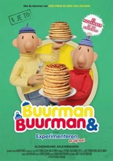 ANIMATION  - DVD BUURMAN EN BUURMAN..