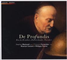 RICERCAR CONSORT STEPHAN MACLE  - CD DE PROFUNDIS