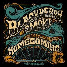 BLACKBERRY SMOKE  - CD HOMECOMING LIVE IN ATLANTA