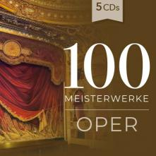VARIOUS  - 5xCD 100 MEISTERWERKE OPER (5CD)