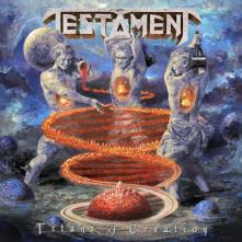 TESTAMENT  - CD TITANS OF CREATION