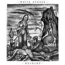 WHITE STONES  - CD KUARAHY