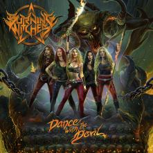 BURNING WITCHES  - CD DANCE WITH THE DEVIL