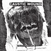 CAUSTIC WOUND  - CD DEATH POSTURE
