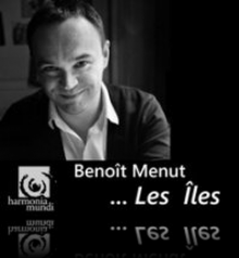 BENOIT MENUT  - CD LES ILES