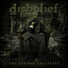 DISBELIEF  - CD GROUND COLLAPSES
