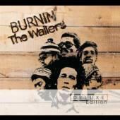 MARLEY BOB  - 2xCD BURNIN [DELUXE]