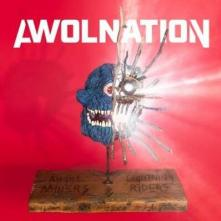 AWOLNATION  - CD ANGEL MINERS & THE LIGHTNING RIDERS