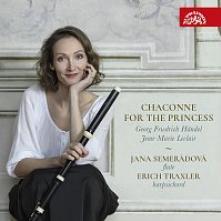 SEMERADOVA JANA TRAXLER ERICH  - CD CHACONNE PRO PRIN..