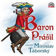 TABORSKY MIROSLAV  - CD BARON PRASIL (MP3-CD)