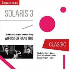 SOLARIS3  - CD LOUDOVA, CHALOUPK..