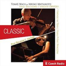 MACH TOMAS & HIROKO MATSUMOTO  - CD PLAY DALIBOR C. VACKAR