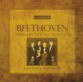 BORODIN QUARTET  - 8xCD BEETHOVEN;STRING QUARTETS