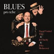 DAVID VROBEL TRIO & JIRI SUCHY  - CD BLUES PRO TEBE