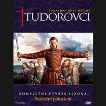 FILM  - DVD Tudorovci 4. sezóna 3 DVD