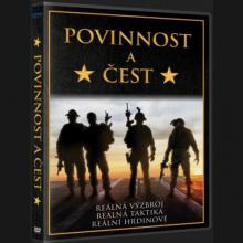 FILM  - DVD Povinnost a čest (Act of Valor) DVD