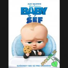 FILM  - DVD Baby šéf / Mim..
