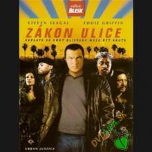 FILM  - DVD Zákon ulice (Ur..