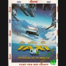 FILM  - DVD Taxi 3 DVD