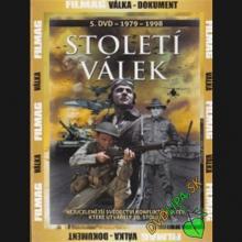 FILM  - DVD Století válek ..