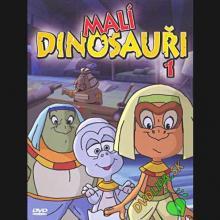 FILM  - DVD MALÍ DINOSAUŘI 1 DVD