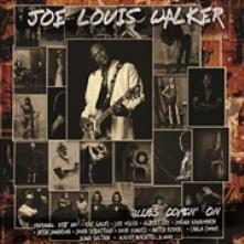 WALKER JOE LOUIS  - VINYL BLUES COMIN' ON [VINYL]
