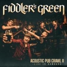 FIDDLER'S GREEN  - CD ACOUSTIC PUB.. -LIVE-