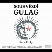 TABORSKY MIROSLAV LUKAS HLAVI  - 2xCD PECKA: SOUHVEZDI GULAG (MP3-CD)