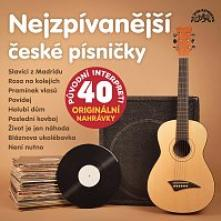 VARIOUS  - 2CD NEJZPIVANEJSI CESKE PISNICKY