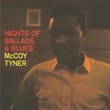 TYNER MCCOY  - VINYL NIGHTS OF BALLADS & BLUES [VINYL]