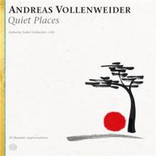 VOLLENWEIDER ANDREAS  - CD QUIET PLACES -DIGI-