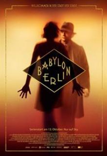 TV SERIES  - 2xDVD BABYLON BERLIN - SEASON 3