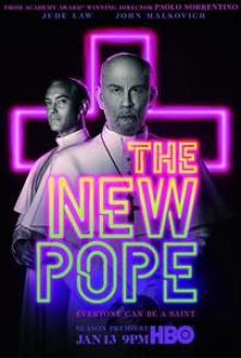 TV SERIES  - 2xDVD NEW POPE