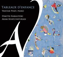 PFAFF TRISTAN  - CD TABLEAUX DENFANCE