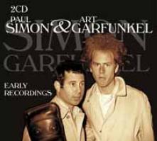 SIMON & GARFUNKEL  - CD+DVD EARLY RECORDINGS (2CD)