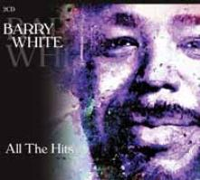 BARRY WHITE  - CD+DVD ALL THE HITS (2CD)