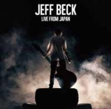 JEFF BECK  - VINYL LIVE FROM JAPAN [VINYL]