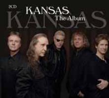 KANSAS  - CD+DVD THE ALBUM (2CD)