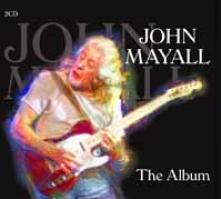 JOHN MAYALL  - CD+DVD THE ALBUM (2CD)
