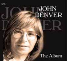 JOHN DENVER  - CD+DVD THE ALBUM (2CD)