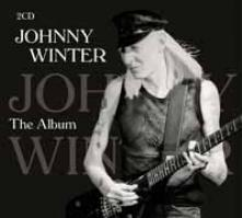 JOHNNY WINTER  - CD+DVD THE ALBUM (2CD)