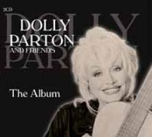 DOLLY PARTON & FRIENDS  - CD+DVD THE ALBUM (2CD)