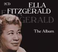 ELLA FITZGERALD  - CD+DVD THE ALBUM (2CD)