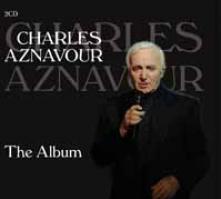 CHARLES AZNAVOUR  - CD+DVD THE ALBUM (2CD)
