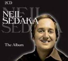 NEIL SEDAKA  - CD+DVD THE ALBUM (2CD)