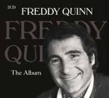 FREDDY QUINN  - CD+DVD THE ALBUM (2CD)