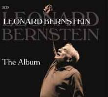 LEONARD BERNSTEIN  - CD+DVD THE ALBUM (2CD)