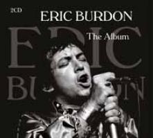 ERIC BURDON  - CD+DVD THE ALBUM (2CD)